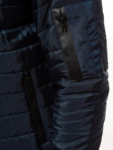 Мъжко яке ''Рим'' - тъмно синьо