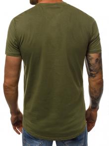 Мъжка тениска ''Nord'' - зелена