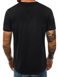 Мъжка тениска ''Nord'' - черна