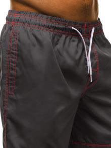 Плувни шорти 2019 - тъмно сиви