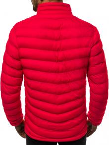 Мъжко яке ''Медел'' - червено