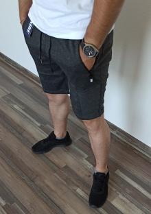 Мъжки шорти ''Gomes'' - тъмно сиви