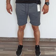 Мъжки шорти Strong - тъмно сиви