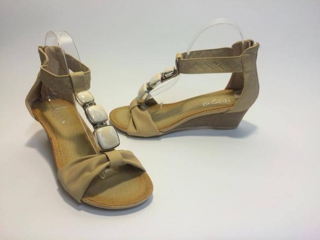 Нов модел сандали лято 2015 Код: 6512-9A Bridge