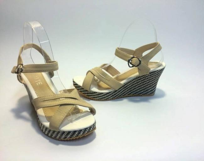Летни сандали на платформа код : C-1 Bridge