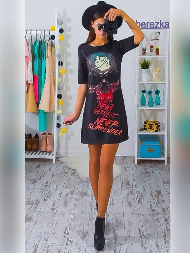 Рокля ''Белла'' нов модел есен 2018