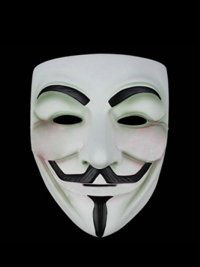 Маска Анонимните