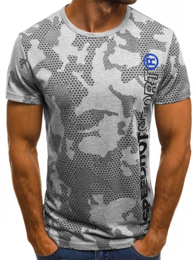 Мъжка тениска ''Urban'' - сива