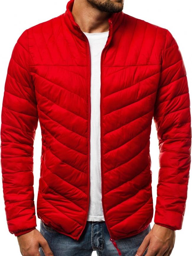 Мъжко яке ''Алвес'' - червено