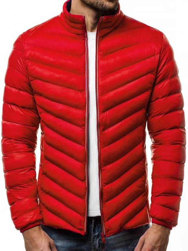 Мъжко яке ''Григо'' - червено