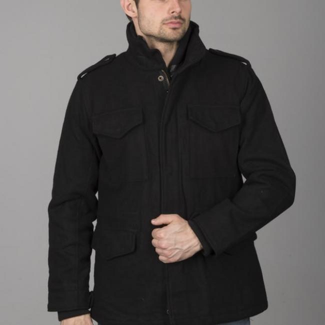 Мъжко яке ''Сами'' - черно