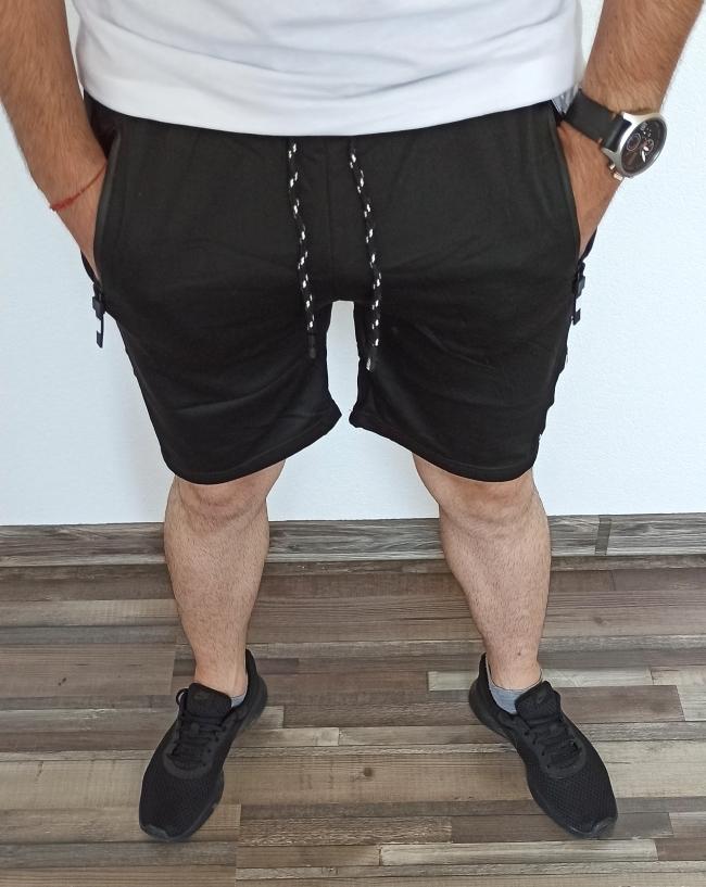 Мъжки шорти ''Wolf'' - черни