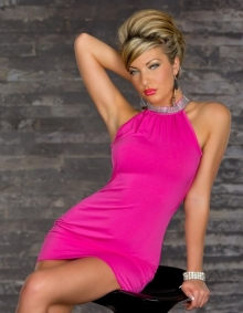 Нова колекция рокли - розова
