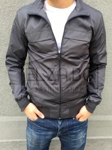 """Колекция мъжки якета пролетно-лятно яке """"Спирит"""" - Тъмно сиво"""