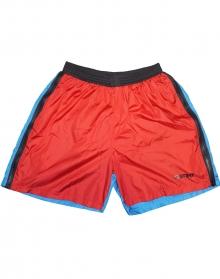 Нов модел мъжки шорти в синьо и червено
