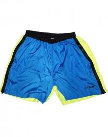 Нов модел мъжки шорти в синьо и зелено
