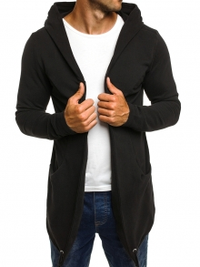 НОВО ! Издължено мъжко горнище тип блуза модел 2017г.