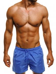 Мъжки шорти лято 2017 - синьо