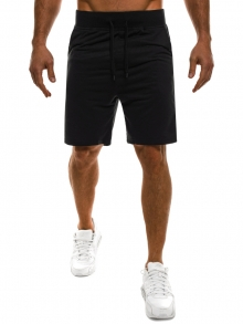 Мъжки шорти Jack - черни