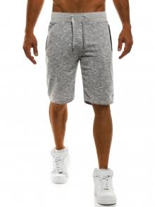 Мъжки шорти Low - светло сиви
