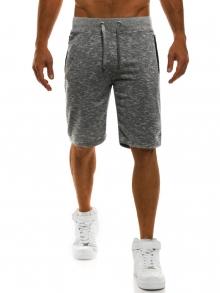 Мъжки шорти Low - тъмно сиви