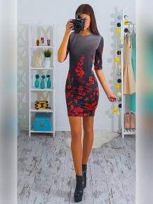 Рокля ''Лариса'' нов модел есен 2017