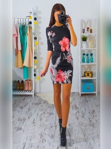 Рокля ''Бетинка'' нов модел есен 2017