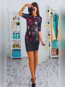 Рокля ''Зара'' нов модел есен 2018