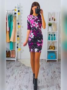 Рокля ''Аксиния'' нов модел есен 2018
