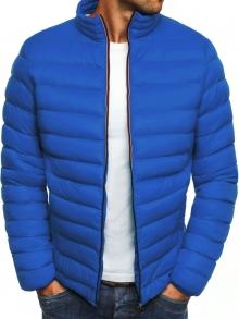 Мъжко яке ''Ниро'' - светло синьо