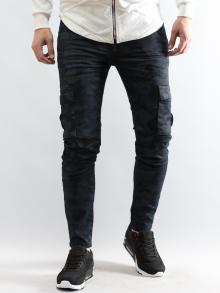 Мъжки камуфлажен панталон FLORENZO