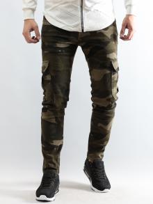 Камуфлажен панталон DESIGNO