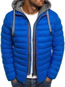 Мъжко яке ''Тавес'' - светло синьо