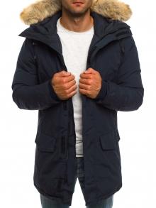Мъжко яке ''Зади'' - тъмно синьо