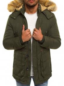 Мъжко яке ''Атлас'' - зелено