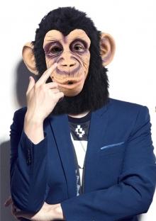 Маска на маймуна