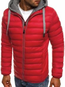 Мъжко яке ''Тавес'' - червено