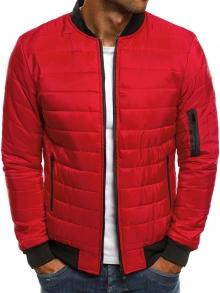 Мъжко яке ''Анри'' - червено