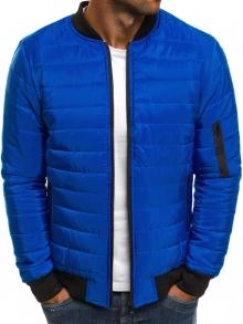 Мъжко яке ''Анри'' - светло синьо