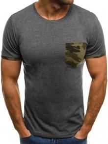 Мъжка тениска ''Pro'' - сива