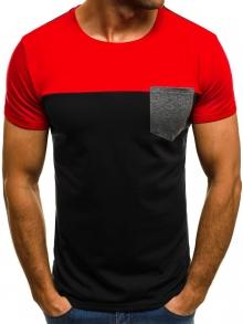 Мъжка тениска ''Destroy'' - черна