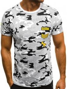 Мъжка тениска ''Force'' - бяла