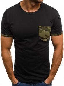 Мъжка тениска ''Pro'' - черно