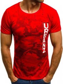 Мъжка тениска ''Art'' - червена