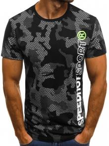 Мъжка тениска ''Urban'' - черна