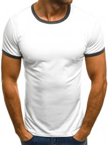 Мъжка тениска ''Kroos'' - бяла