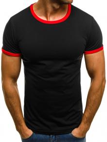 Мъжка тениска ''Kroos'' - черна