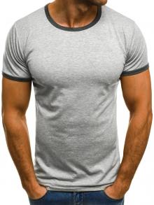 Мъжка тениска ''Kroos'' - сива