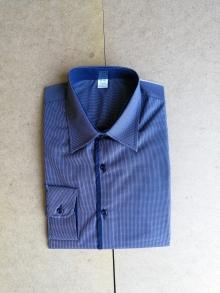 Мъжка риза с дълъг ръкав Модел Loop