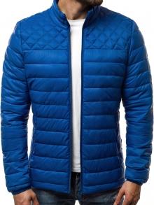 Мъжко яке ''Рига'' - светло синьо